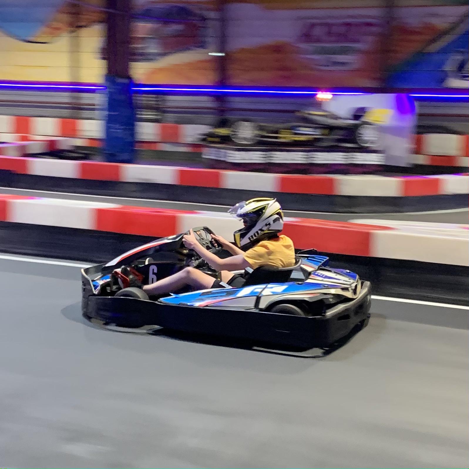 karting adulte